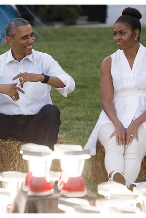 Real Christian Couple, Faithful to One Another in Every Way, Born in Hawaii, USA, Mr President Barack Obama and His First & Only Love, First Lady Michelle Obama.