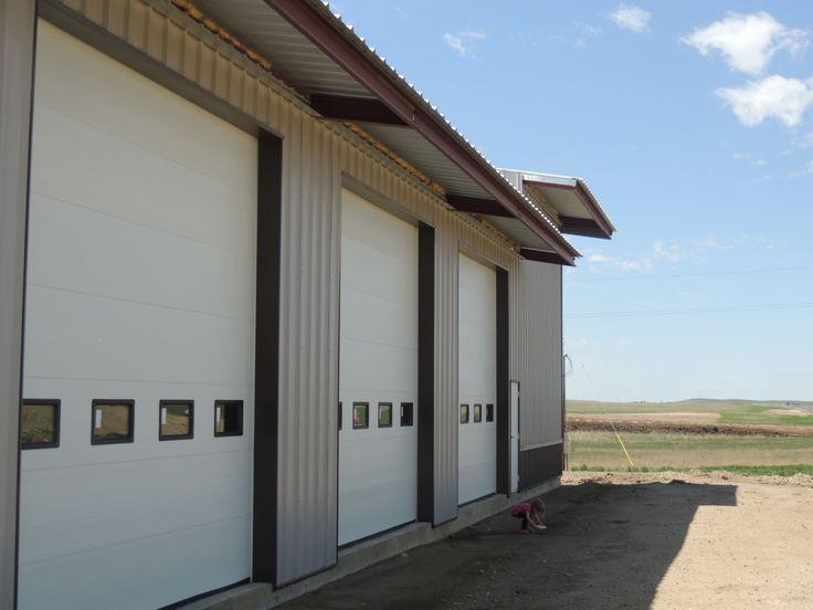 Commercial Overhead Doors, Sectional Doors And Garage Doors.  Www.MetalBuildingDoors.com Is