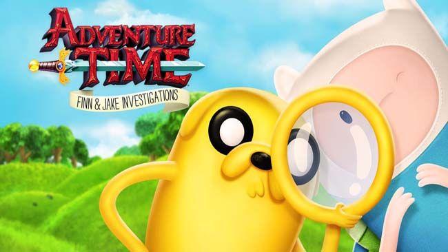 Adventure Time Finn Jake Investigations Wii U Iso Loadiine