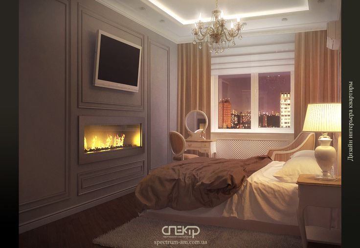 Дизайн интерьера квартиры - Spectrum