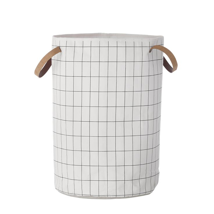 Grid Laundry Basket, Ferm Living