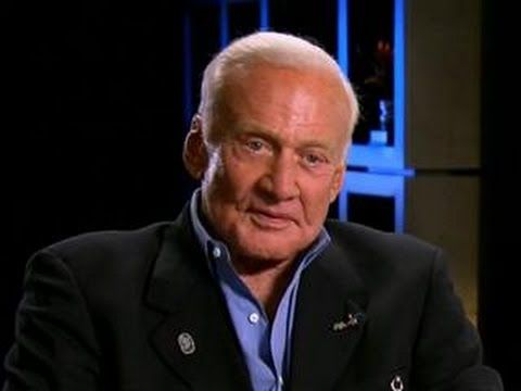 Buzz Aldrin: On the Moon we were ordered by aliens to move away - Alien UFO Sightings