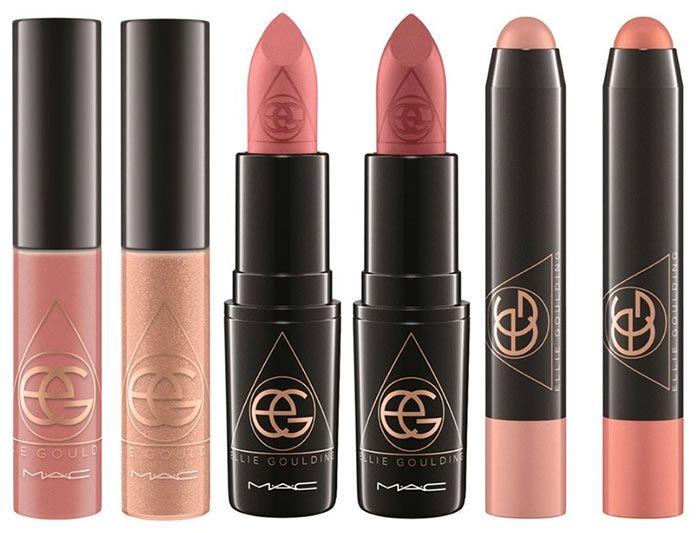 MAC Ellie Goulding Winter 2015-2016 Makeup Collection