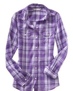 84 best check purple images on pinterest chess gingham for Purple plaid button up shirt