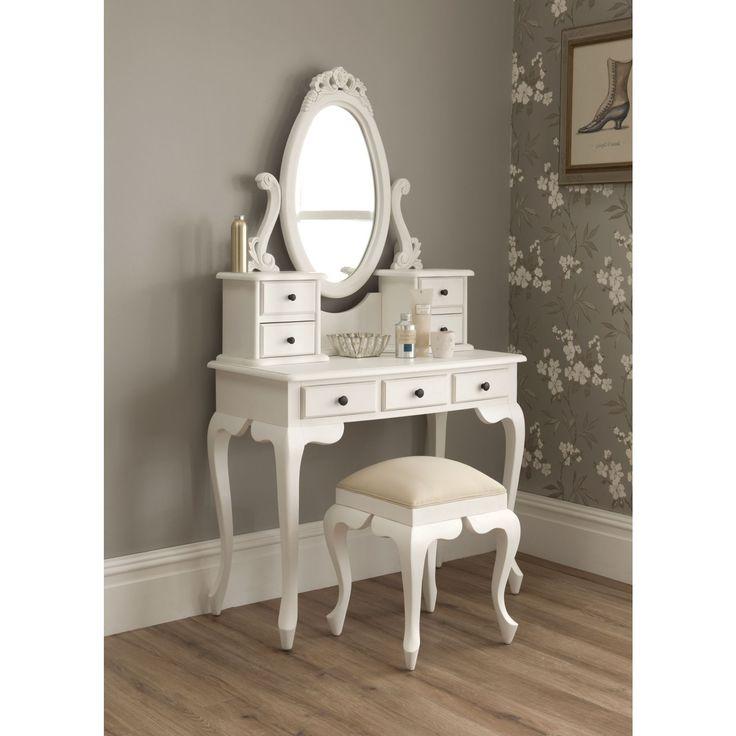 Inspiring Makeup Table With Mirror