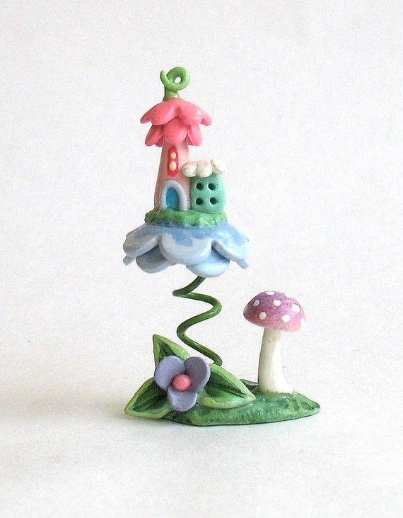 Miniature fairy house $24.50