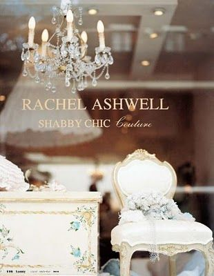Shabby Chic couture Londres