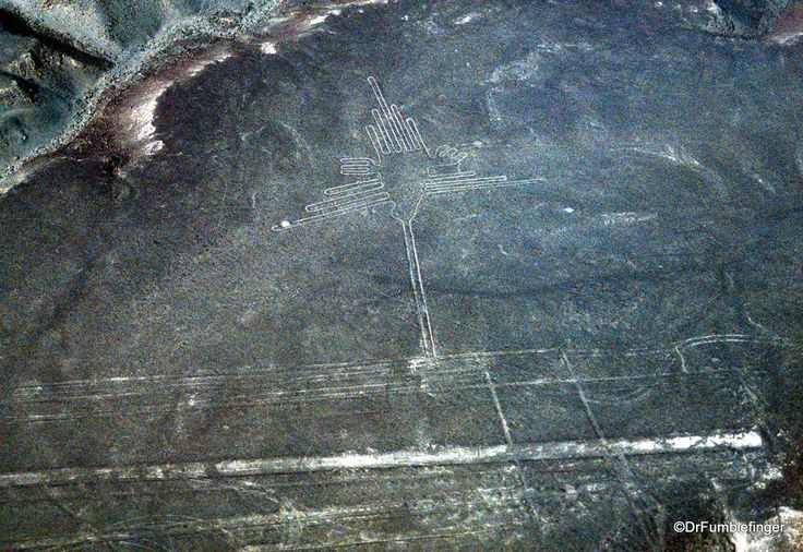 The Nazca Lines, Peru (Where Gumbo Was 115) Nazca lines