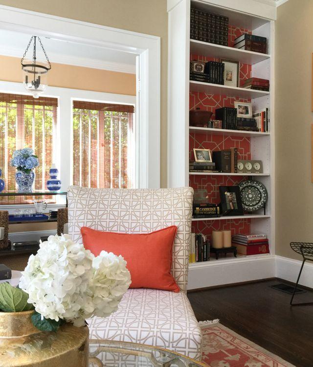 60 best All About Orange - Orange Paint Colors images on Pinterest - cozy living room colors