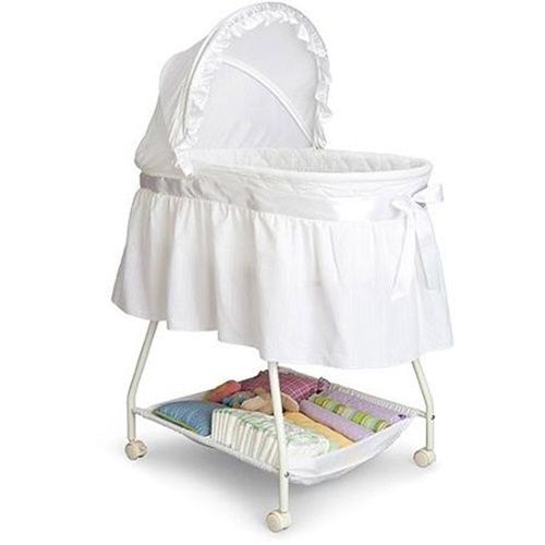 DeltaChildren 乳幼児用 ベビーベッド バシネット 出産祝い