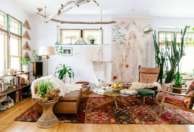 The New Bohemians | HOME DECOR #justinablakeney #thejungalow #boho