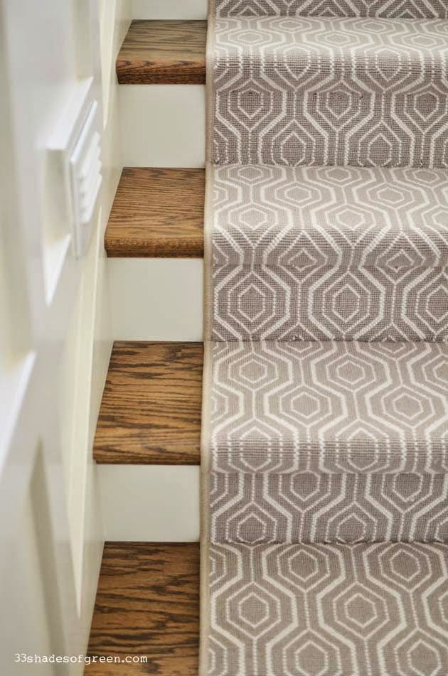 Charmant 33 Shades Of Green  Carpet Runner: Couristan / The Baxter Collection;  6721/0005 Taupe/Ivory | Foyer In 2018 | Pinterest | Foyer, House Tours And  Home