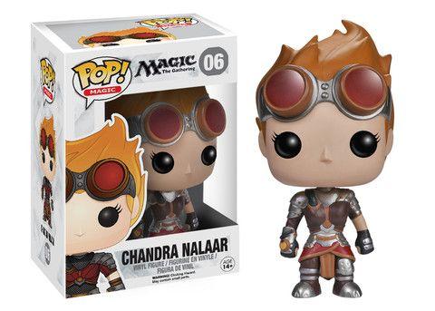 Pop! Games: Magic: The Gathering - Chandra Nalaar | Funko