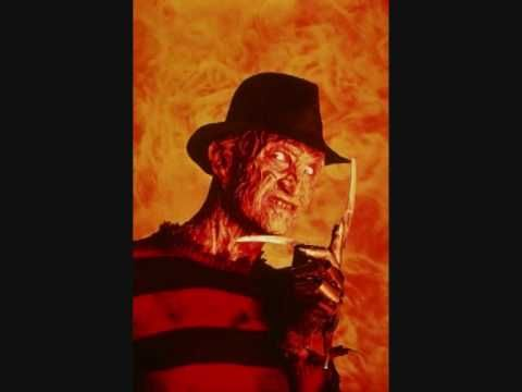this theme song is from the movie nightmare on elm street - Halloween The Movie Song
