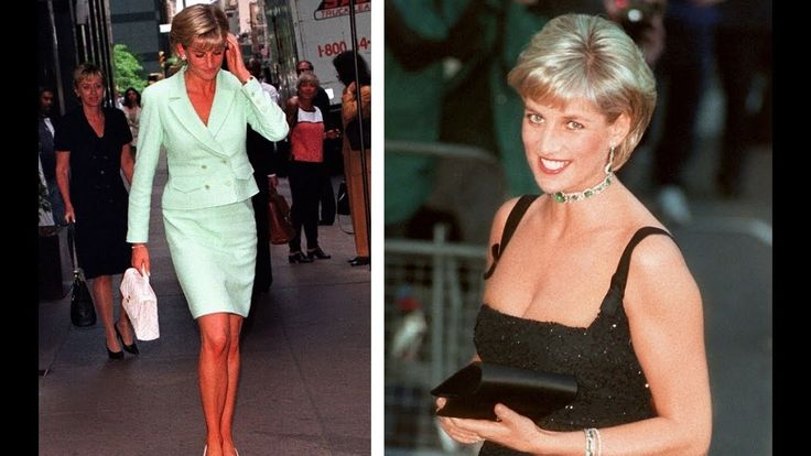 Princess Diana: Height, Weight and Body Measurements