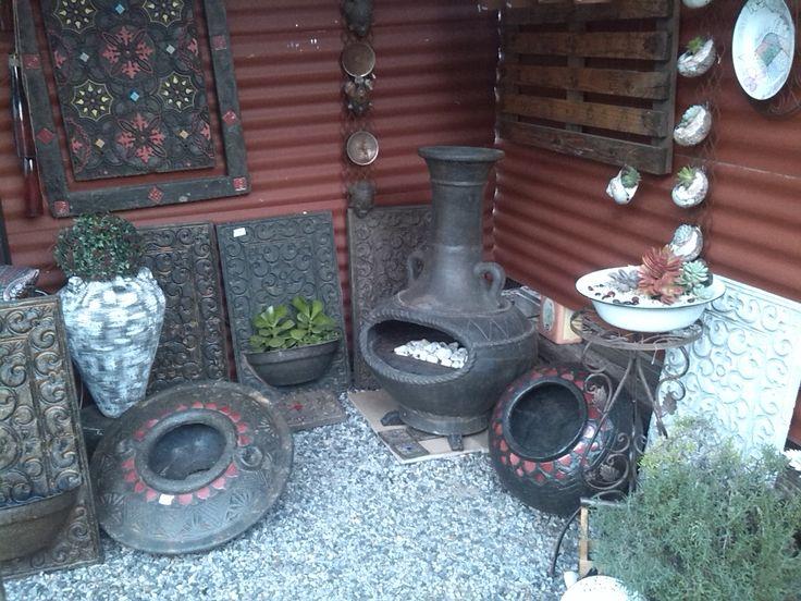 Foenix Gas fireplace manufactured in Pretoria
