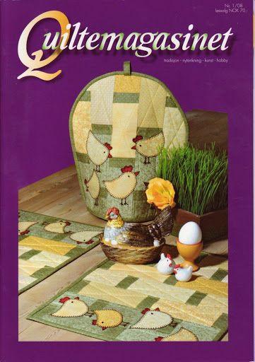 quitmagasinet 1-08 - Taniapatchcountry - Álbuns da web do Picasa