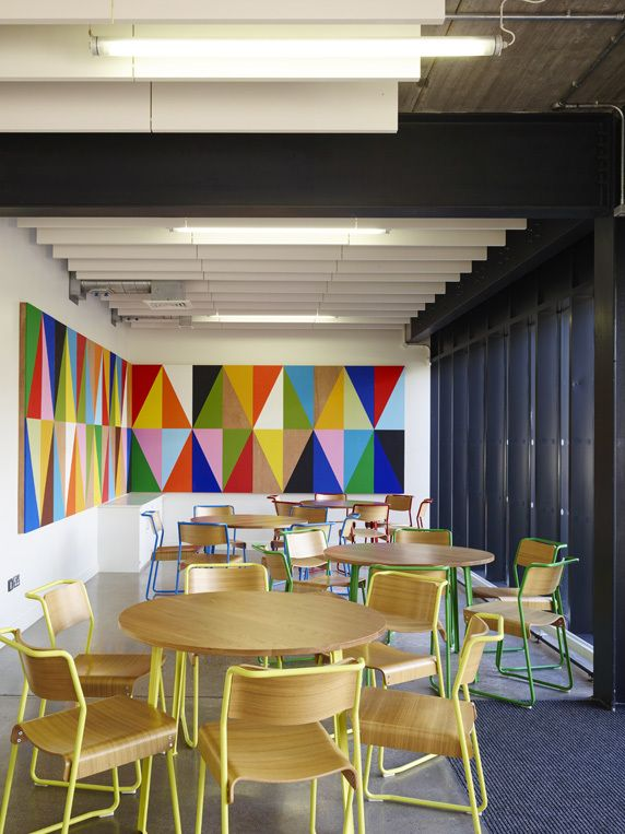 Burntwood School | Allford Hall Monaghan Morris (AHMM) | Archinect