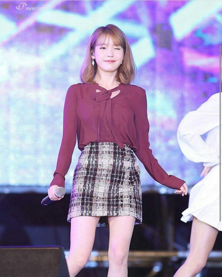 Lee Ji Eun * IU * : 이지은 * 아이유 * : Yongin Culture Festival 2017