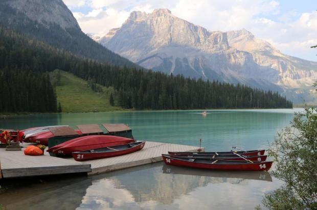 Um roteiro pelas Montanhas Rochosas canadenses Beto Conte/Arquivo Pessoal