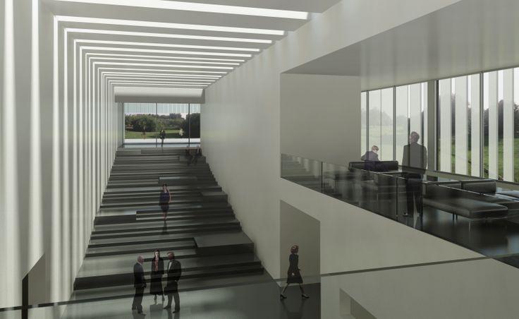 Auditorium Acilia - Cottone+Indelicato Architetcs