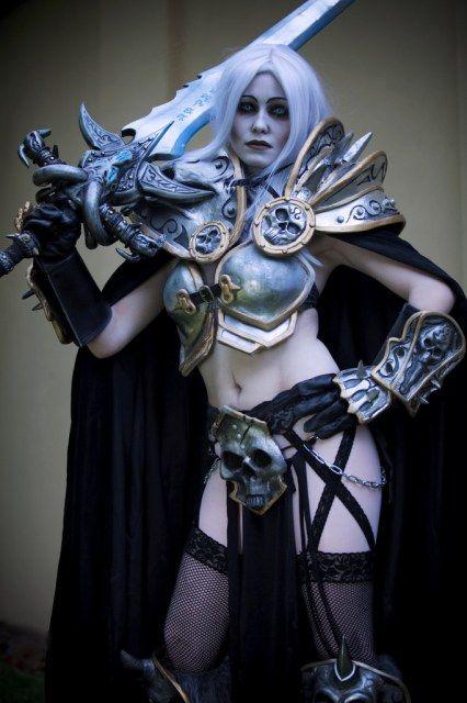 World of Warcraft ~ Lich King Cosplay