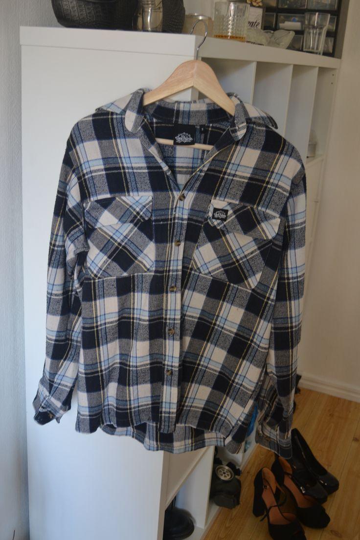 DePalma skjorta, strl S (herrstorlek)  300kr