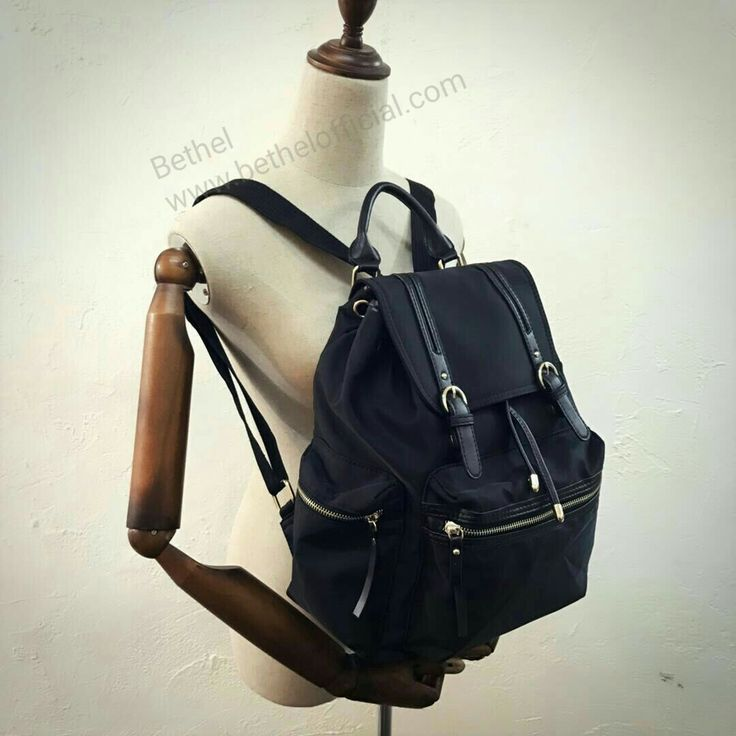 Material : Nylon ll Size: Length 28 - Width 15 - Height 34 cm ll 2 colors ll #bags #fashion #accessories #bethel #bethelbags #lady HK$ 288 + HK$118(shipping)