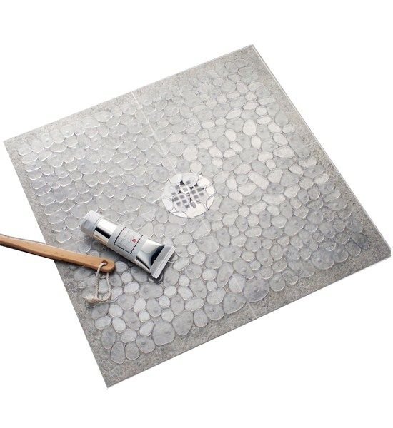 Best Non Slip Shower Mat Ideas On Pinterest Dorm Bathroom - Silver bath mat for bathroom decorating ideas