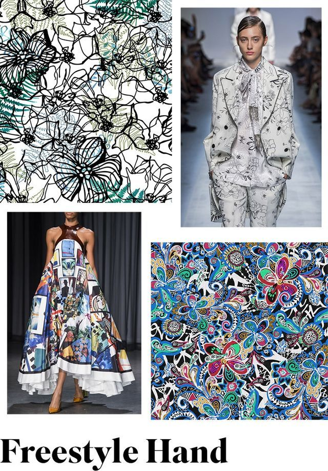 Premiere Vision Autumn Winter 2019 20 Print Pattern Trend Overview Trend Forecasts Patternbank Color Trends Fashion Print Trends Fashion Prints