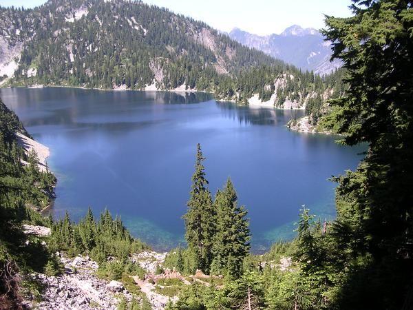 Washington state   I do miss the beautiful scenery there