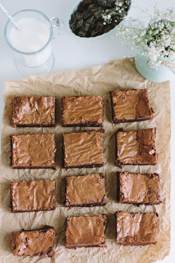 O Melhor Brownie do Mundo | http://www.vaicomeroque.net/omelhorbrownie/