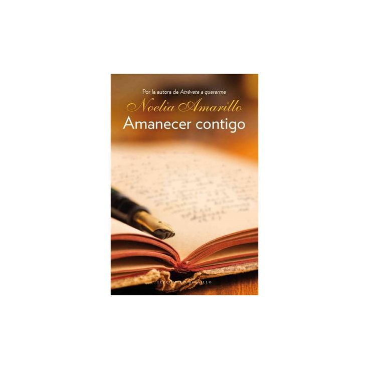 Amanecer contigo / Breaking Dawn with You (Paperback) (Noelia Amarillo)