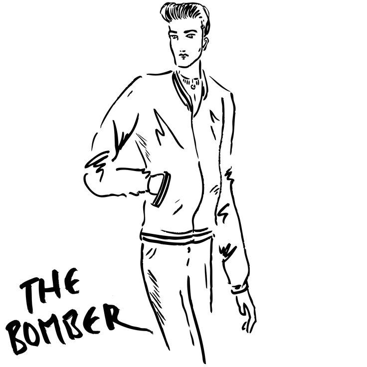 #menwear #mensfashion #fashion #grooming #mensstyle #suit #tailoring #tuxedo #sartorial #savillerow #mens #malemodel #male #fashion #fashionillustration #illustration #calligraphy #typography #fashionillustrator #illustrator #graphic #graphicdesign #designer #creative #london #joshbristowillustration #bomberjacket #quiff #menshair