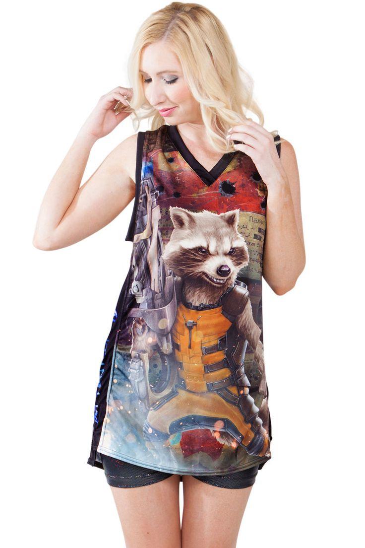 Rocket Raccoon Rainmaker - LIMITED $85AUD