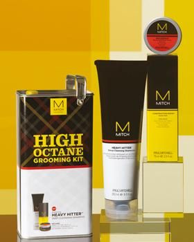 Paul Mitchell High Octane Set - Great gift for Dad this Christmas #allbeauty