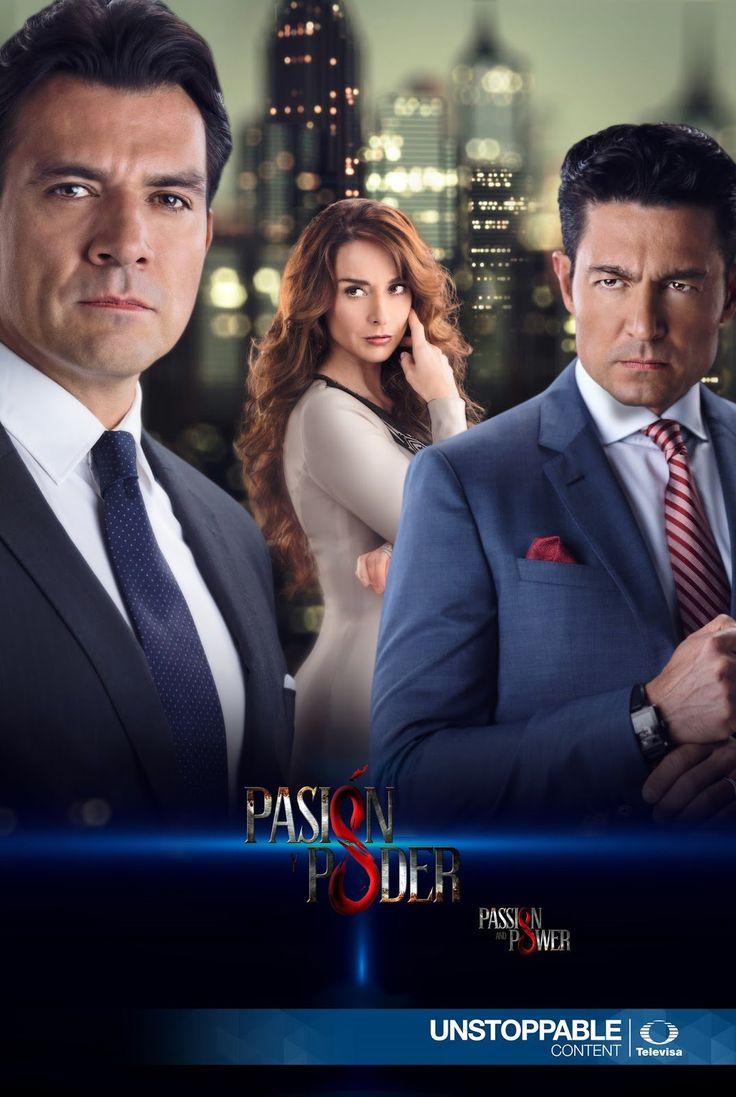 Страсть и власть / Pasion y poder Все серии (2015) смотреть онлайн мексиканский сериал на русском языке