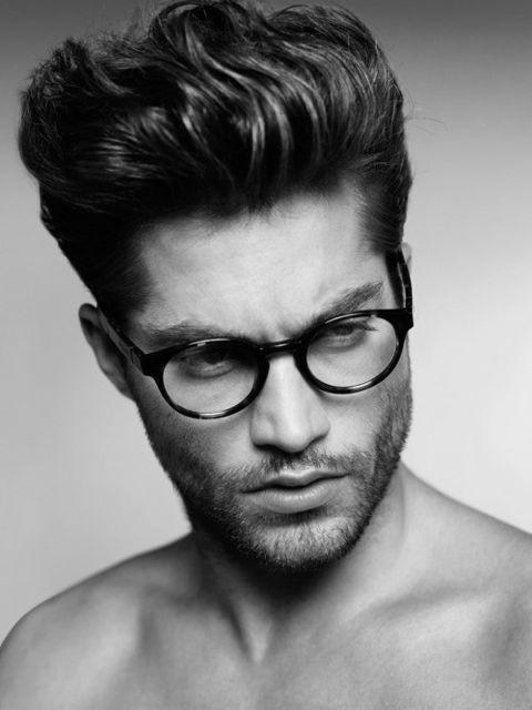 50+ Ιδέες για ανδρικά κουρέματα μεσαίου μήκους #fashion #mensstyle #haircuts