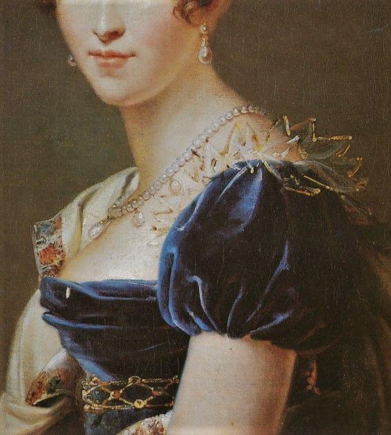 Portrait of Hortense de Beauharnais, Queen of Holland
