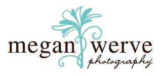 Logo for Megan Werve Photography in North Carolina