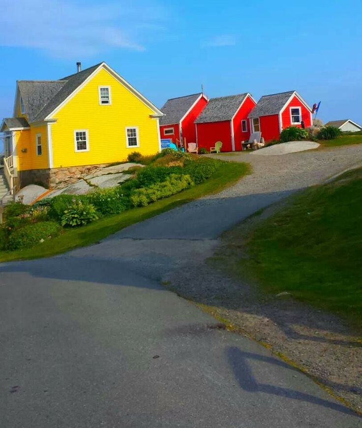 Magical Peggy's Cove