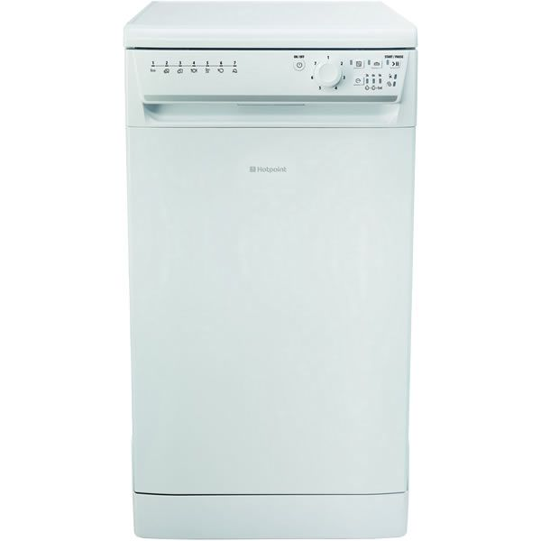Hotpoint SIAL11010P AQUARIUS 10-Place Slimline Dishwasher 7 Progs White (Barcode EAN=5016108868720) http://www.MightGet.com/january-2017-13/hotpoint-sial11010p-aquarius.asp