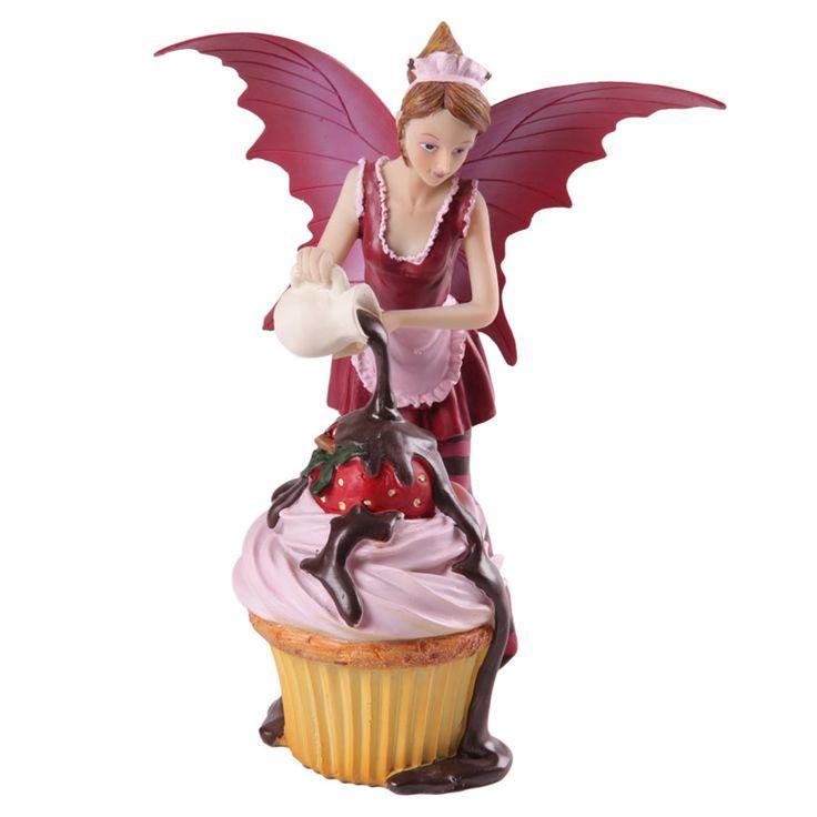 Natasha Faulkner Roze Cupcake Fee
