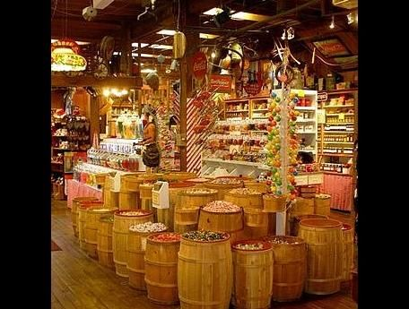 agritourism old west | Brooks Shaw's Old Country Store and Casey Jones Village - Tennessee ...