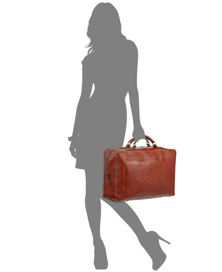 Patricia Nash Rifredi Large Luggage Case