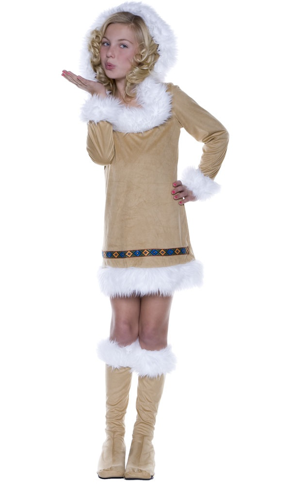 Image eskimo teen girls commit error