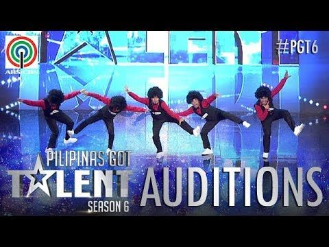 البوز في المملكة المتحدة : Pilipinas Got Talent 2018 Auditions: Next Page - Retro Dance