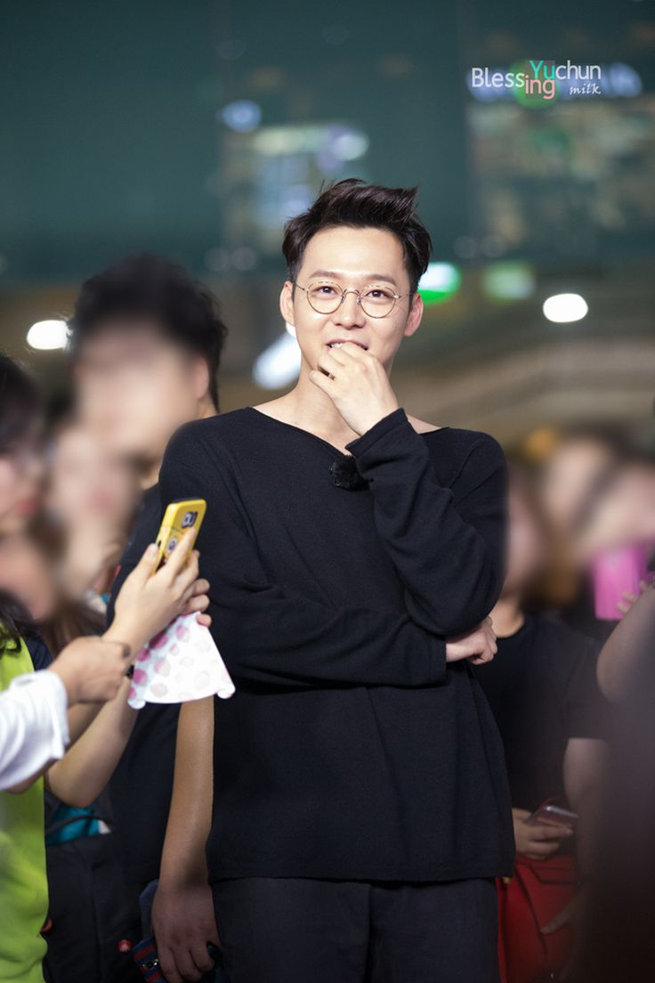 Yoochun at Guerilla Date ~ Waitingfor6002 ❤️ JYJ Hearts