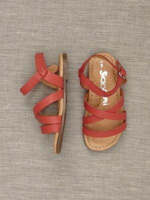 Siaomimi Girls Strappy Sandal
