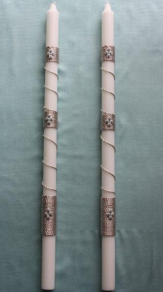 Champagane Rope Cord Lambada, $164.20 at the Greek Wedding shop ~ http://www.greekweddingshop.com/
